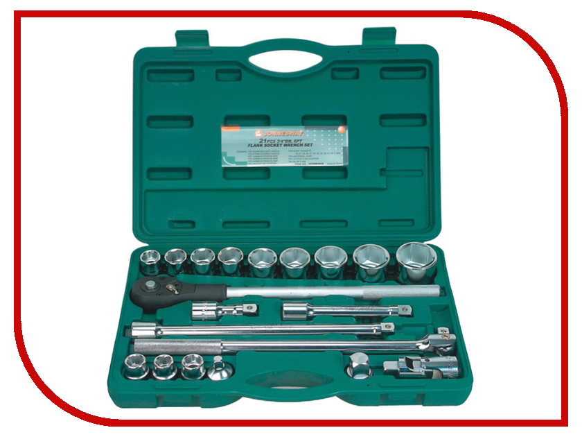 Набор инструмента Jonnesway S04H6121S  цены