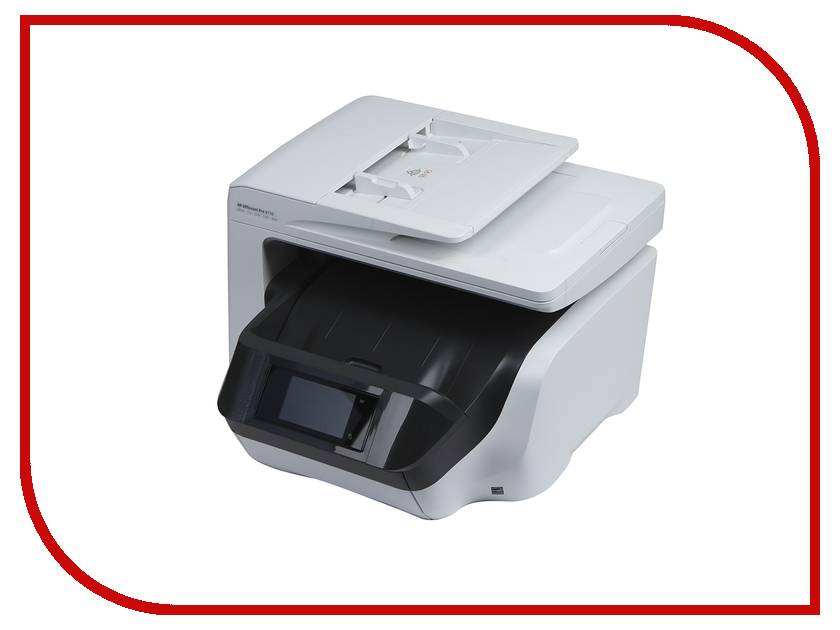 МФУ HP OfficeJet Pro 8730 принтер hewlett packard hp officejet 100 moblie