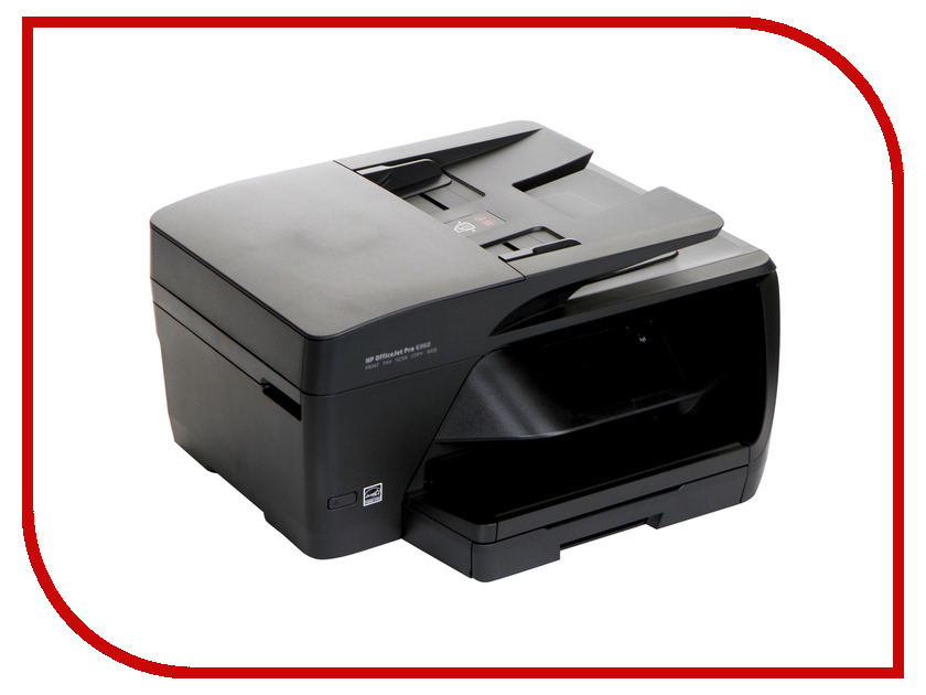 МФУ HP OfficeJet Pro 6960 принтер hewlett packard hp officejet 100 moblie