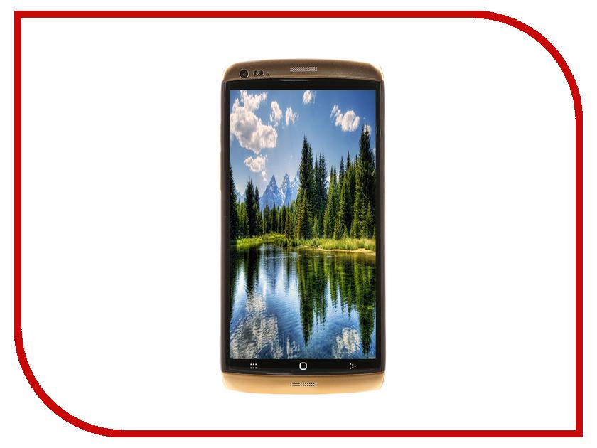 Сотовый телефон DEXP Ixion MS450 Black-Gold сотовый телефон dexp larus e7 black
