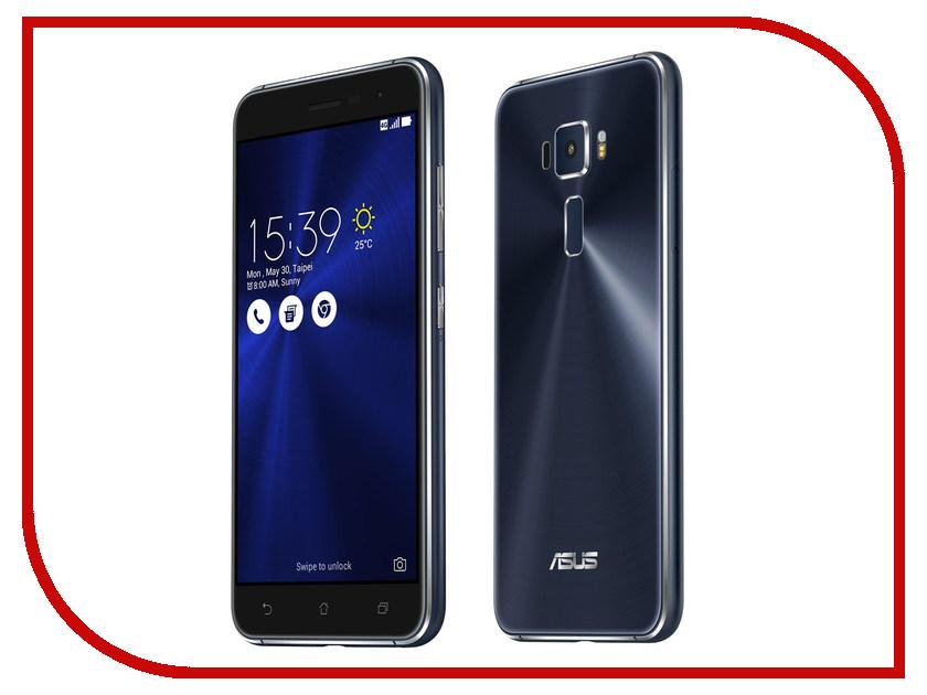 Сотовый телефон ASUS ZenFone 3 ZE520KL 32Gb Black сотовый телефон asus zenfone 3 ze520kl 32gb black