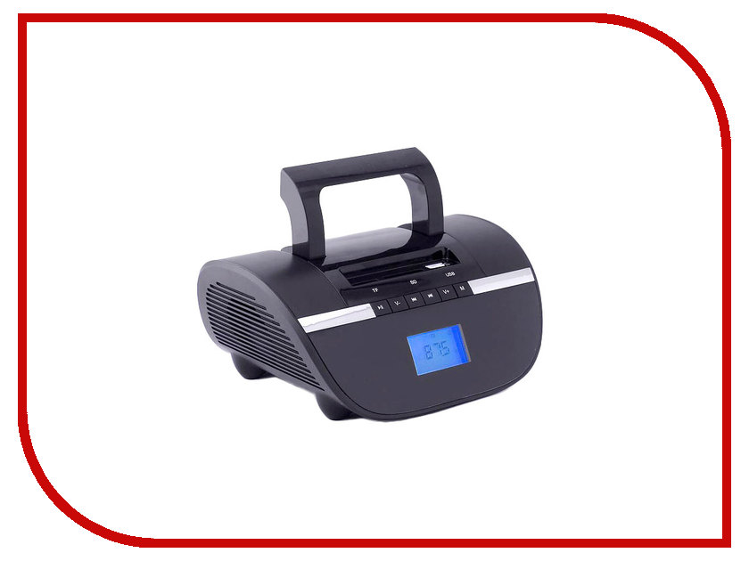 Радиоприемник Perfeo Stilius Black i350PRO-BK<br>