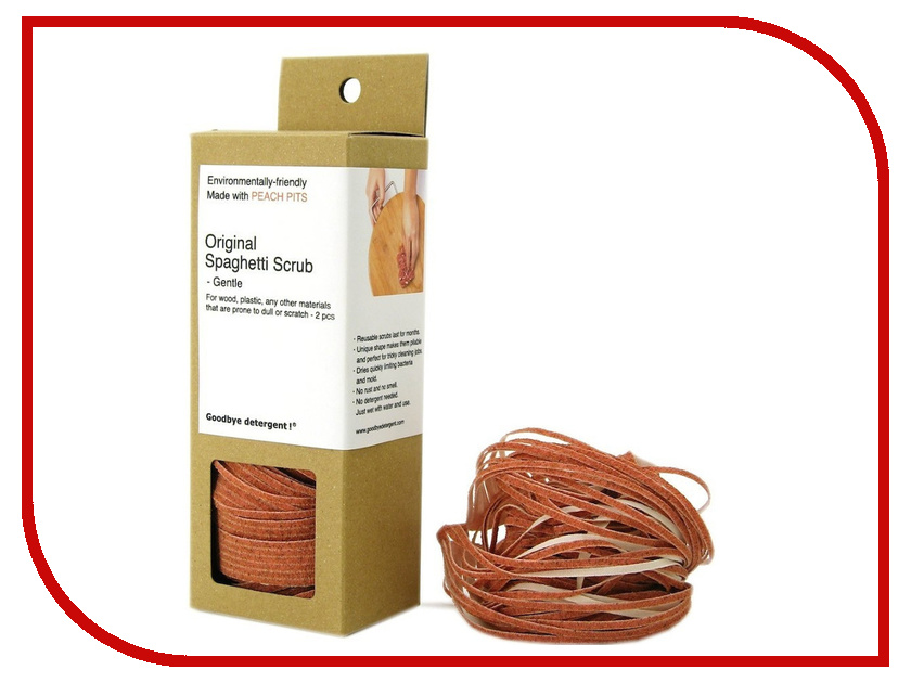 Гаджет Fabrikators Spaghetti - губка GBD101