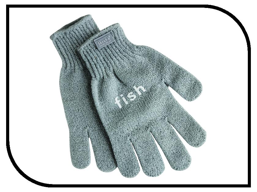Кухонная принадлежность Fabrikators Перчатки для разделывания рыбы непромокаемые AW8FI- ML