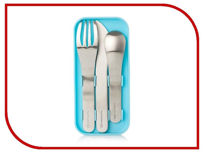 Кухонная принадлежность Monbento MB Pocket набор столовых приборов Blue 1007 01 004