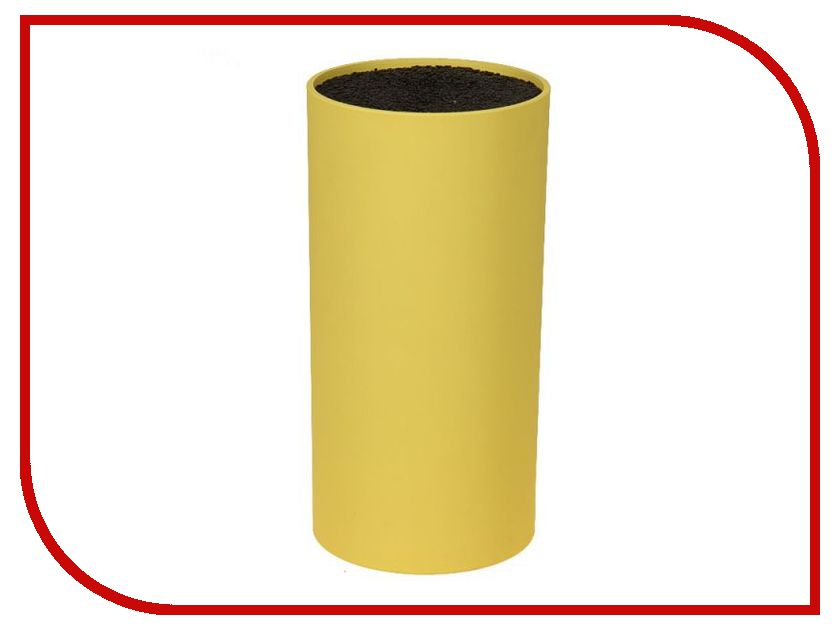 Аксессуар Pomi Doro Подставка-точилка для ножей Yellow K0002 pomi doro k0002 yellow