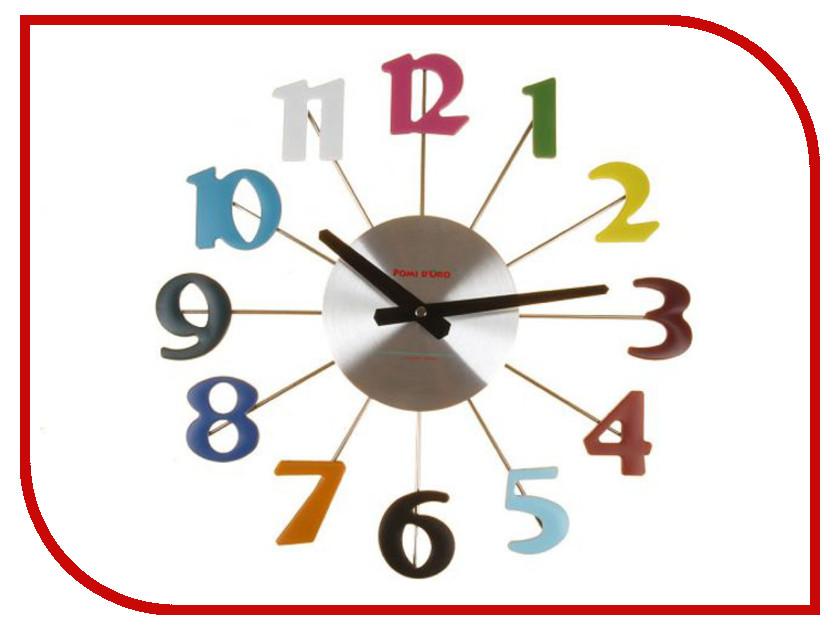 Часы Pomi Doro T3813-K настенные часы pomi doro t3711 k