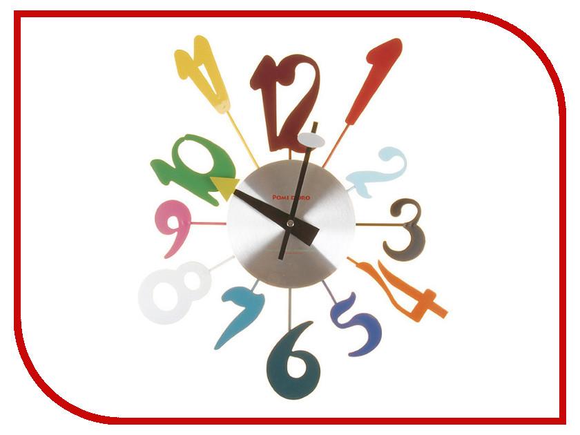 Часы Pomi Doro T3814-K настенные часы pomi doro t3315 k