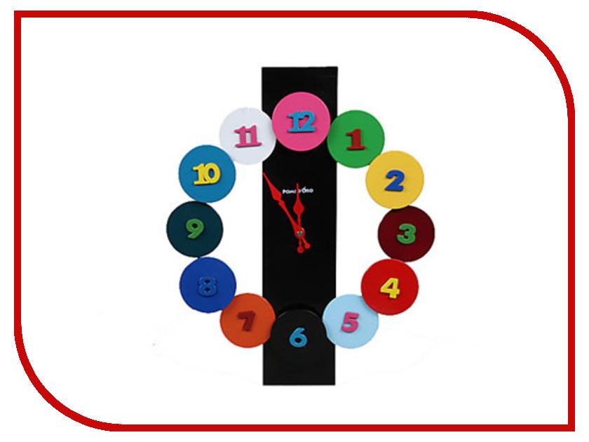 Часы Pomi Doro T4412-K настенные часы pomi doro t3315 k