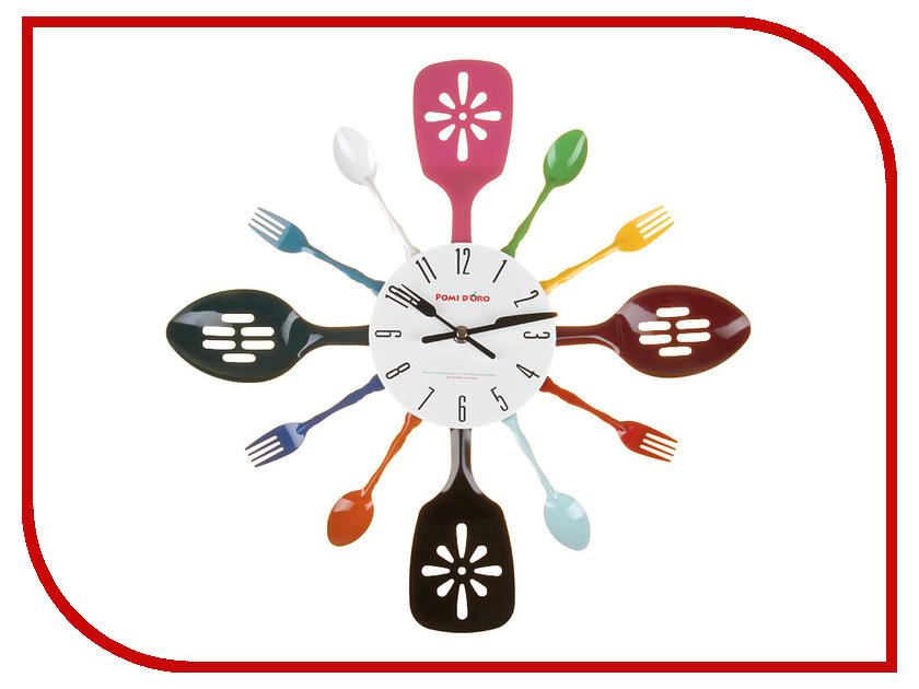 Часы Pomi Doro T4414-K настенные часы pomi doro t3711 k