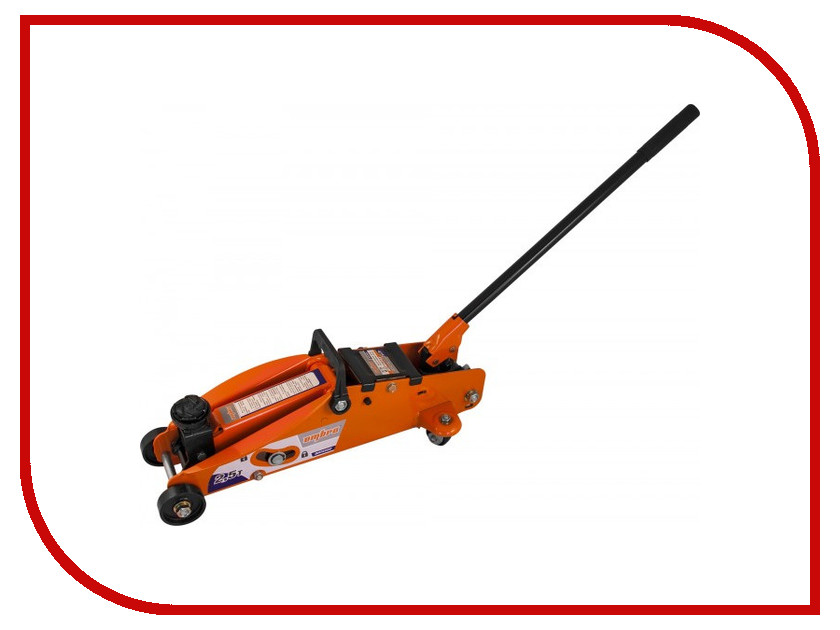Домкрат Ombra OHT225C домкрат forsage tf1002 10т 225 560мм
