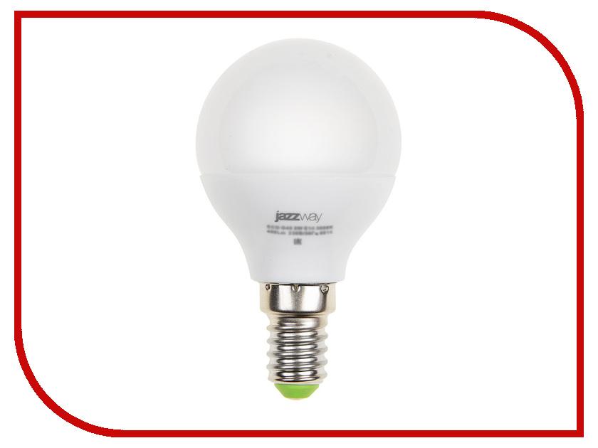 Лампочка Jazzway PLED-ECO-G45 5w 400Lm E14 230V/50Hz (4000K)