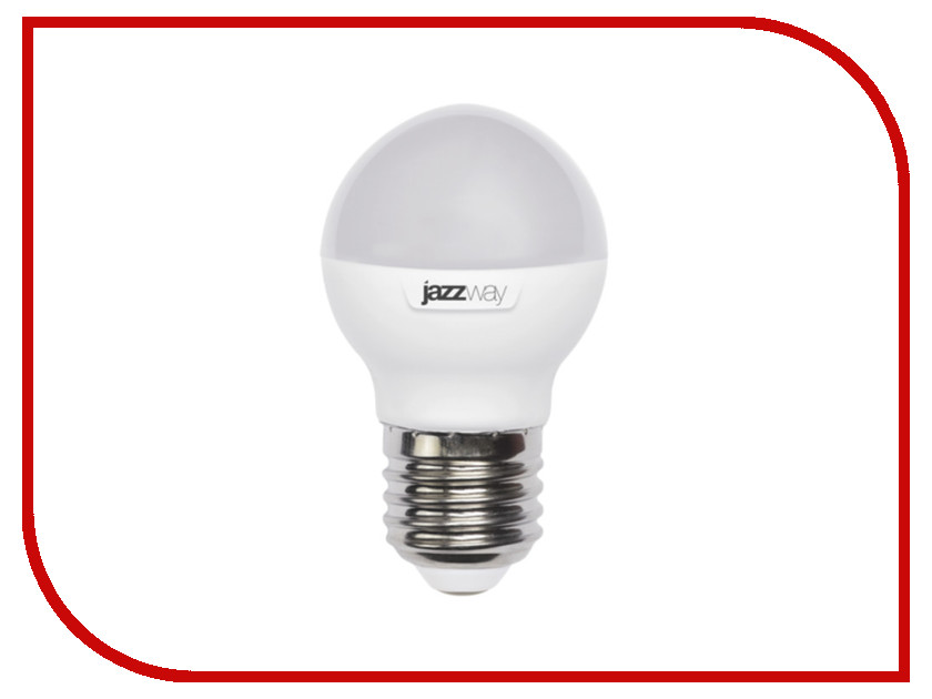 Лампочка Jazzway PLED-SP G45 9w 820Lm E27 230/50 (5000K) compatible bare bulb aj lt50 for lg rd jt50 rt jt52 projector lamp bulb tv without housing free shipping
