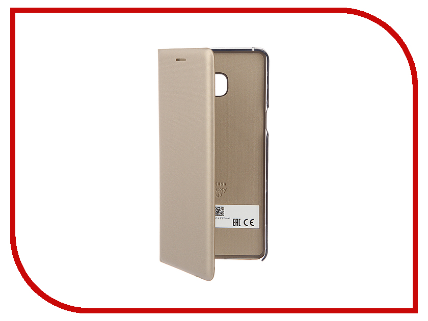 Аксессуар Чехол Samsung Galaxy Note 7 N930 LED View Cover Gold EF-NN930PFEGRU<br>