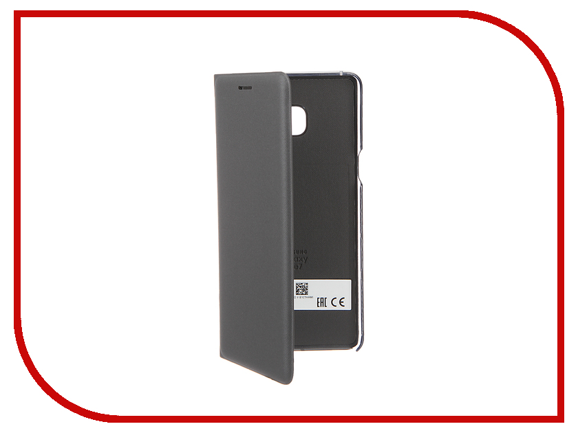 Аксессуар Чехол Samsung Galaxy Note 7 N930 LED View Cover Black EF-NN930PBEGRU<br>