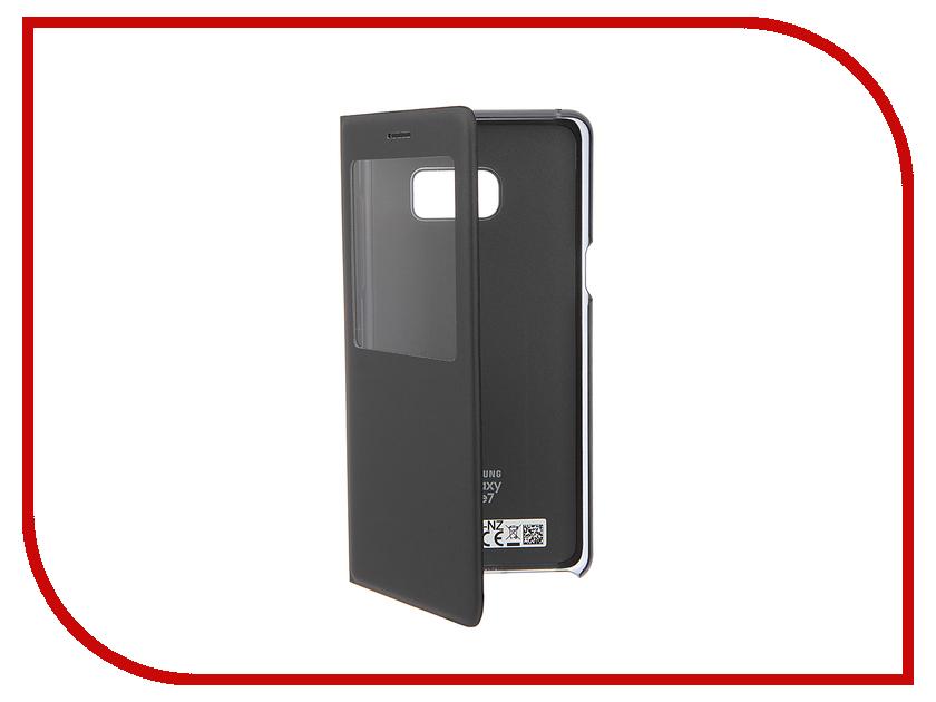 ��������� ����� Samsung Galaxy Note 7 N930 S View Standing Cover Black EF-CN930PBEGRU