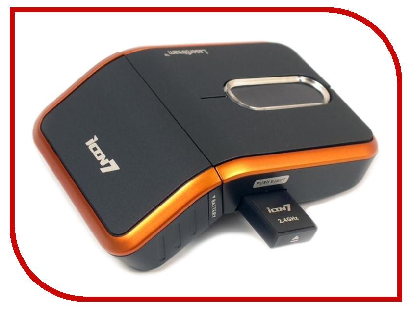 Мышь беспроводная iCON7 Twister 1000<br>