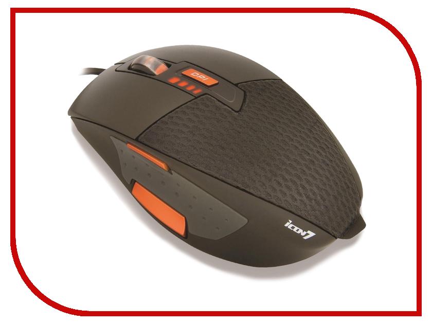 Мышь проводная iCON7 Z500 USB<br>