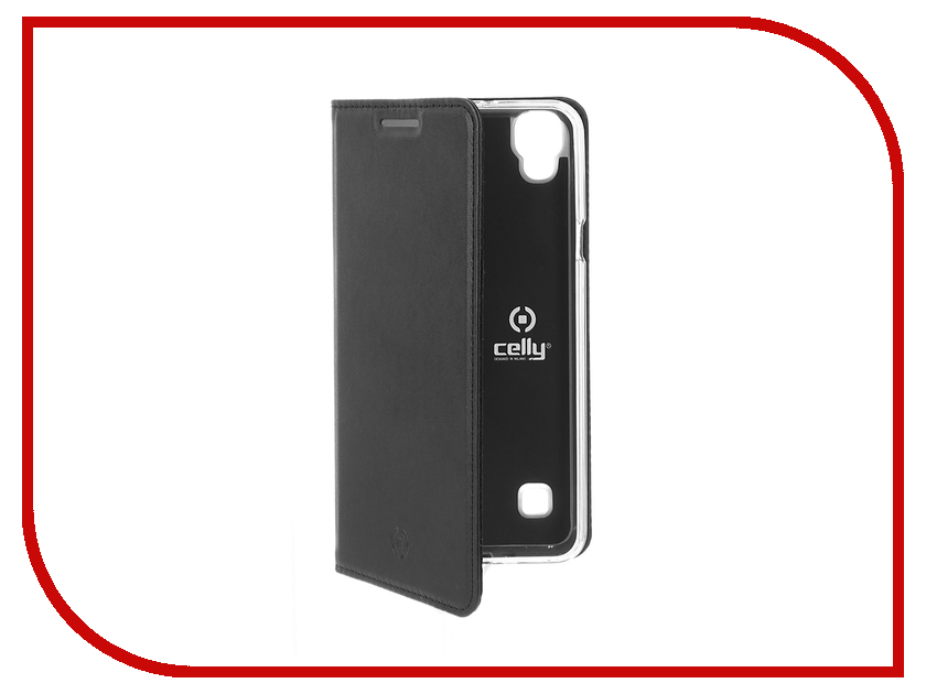 Аксессуар Чехол LG X Style Celly Air Case Black AIR608