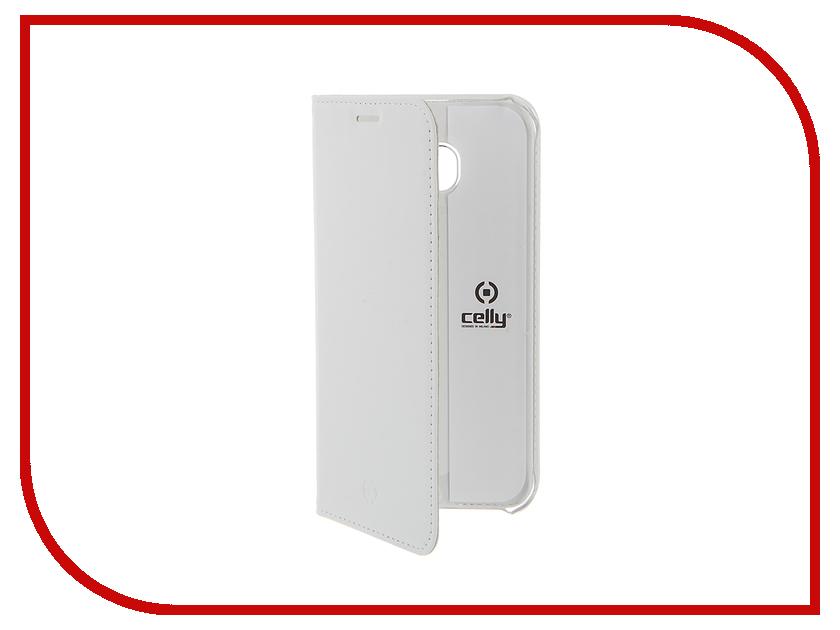 Аксессуар Чехол Samsung Galaxy S7 Edge Celly Air Case White AIR591WH