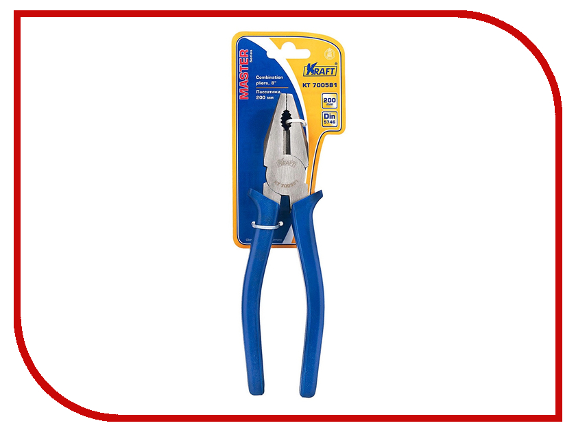 Инструмент Kraft Master KT 700581<br>