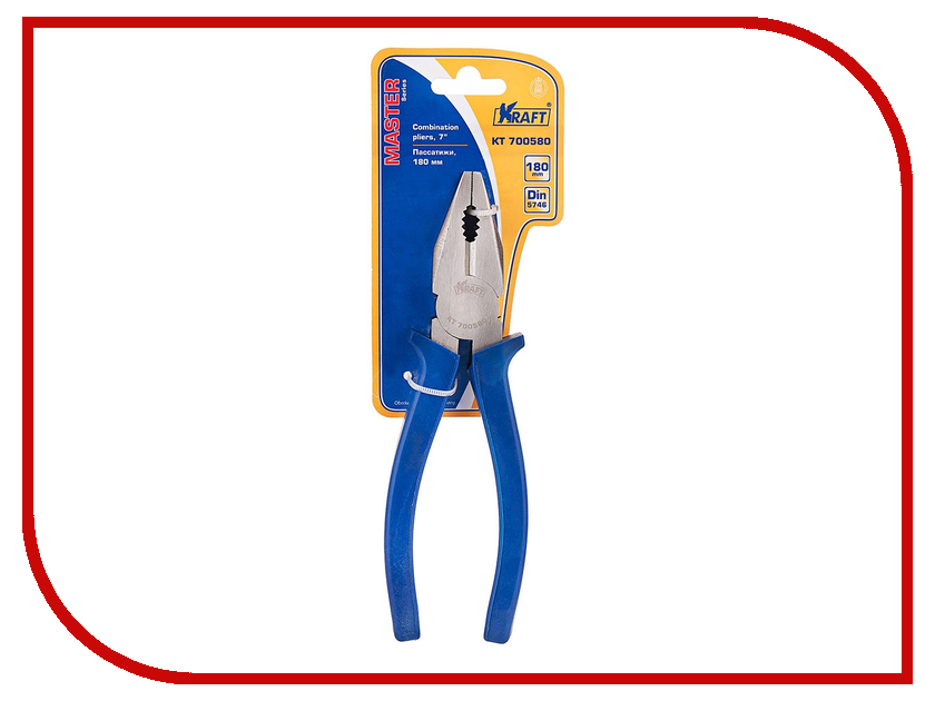 Инструмент Kraft Master KT 700580<br>