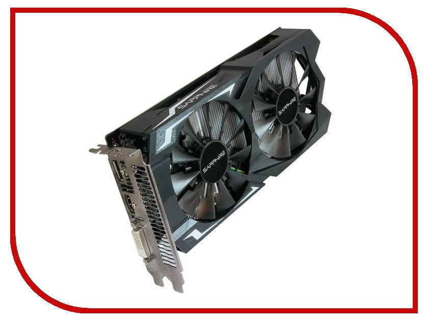 Видеокарта Sapphire Radeon RX 460 2G 1090Mhz PCI-E 3.0 2048Mb 7000Mhz 128 bit DVI HDMI 11257-00-20G