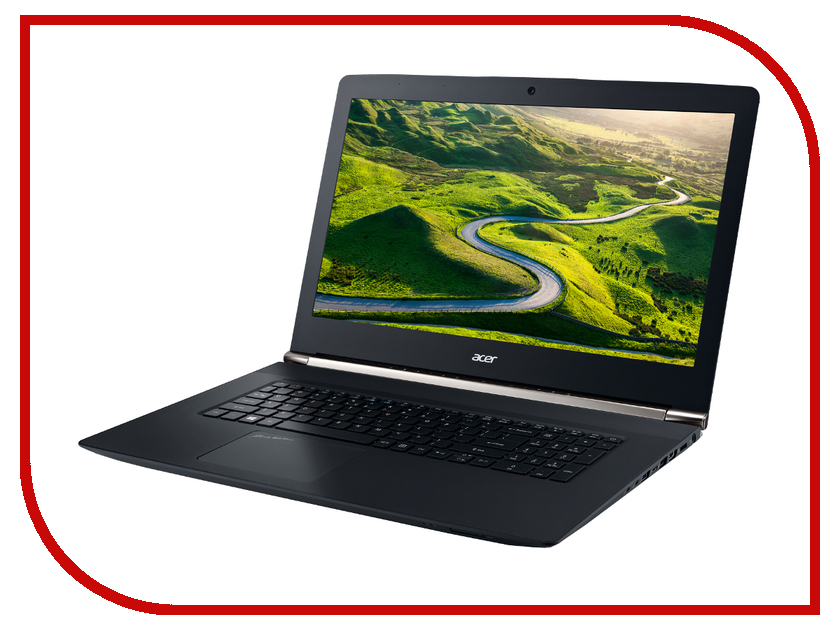 Ноутбук Acer Aspire VN7-792G-54LD NH.Q15ER.001 (Intel Core i5-6300HQ 2.3 GHz/8192Mb/500Gb/No ODD/nVidia GeForce GTX 965M 4096Mb/Wi-Fi/Bluetooth/Cam/17.3/1920x1080/Windows 10 64-bit)<br>