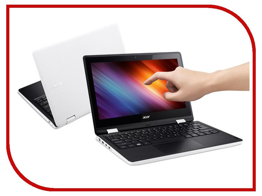 Ноутбук Acer Aspire R3-131T-P3F8 NX.G0ZER.007 Intel Pentium N3700 1.6 GHz/4096Mb/500Gb/No ODD/Intel HD Graphics/Wi-Fi/Bluetooth/Cam/11.6/1366x768/Touchscreen/Windows 10 64-bit<br>