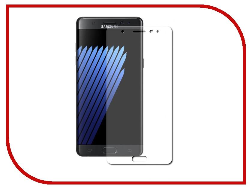 Аксессуар Защитное стекло Samsung Galaxy Note 7 Red Line