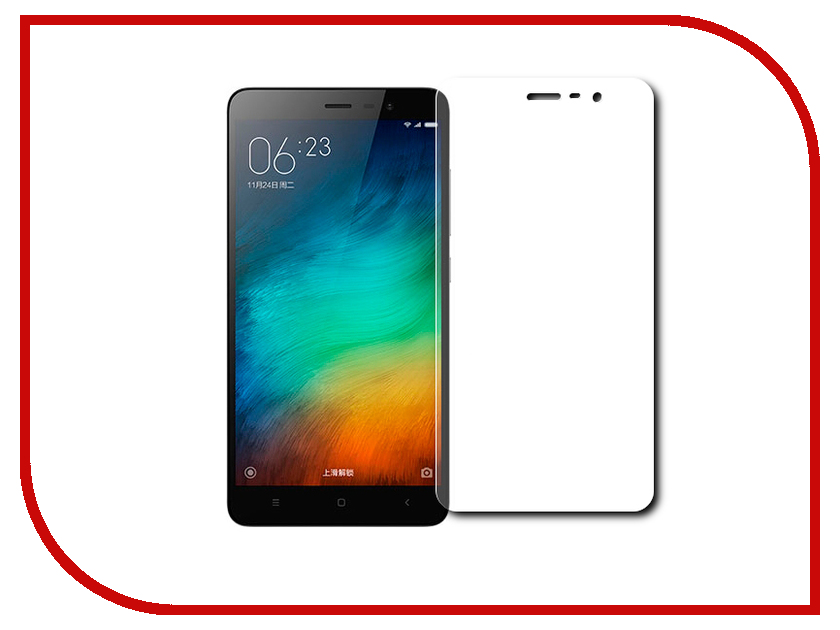 ��������� �������� ������ Xiaomi Redmi Note 3 (5.5) Red Line �������