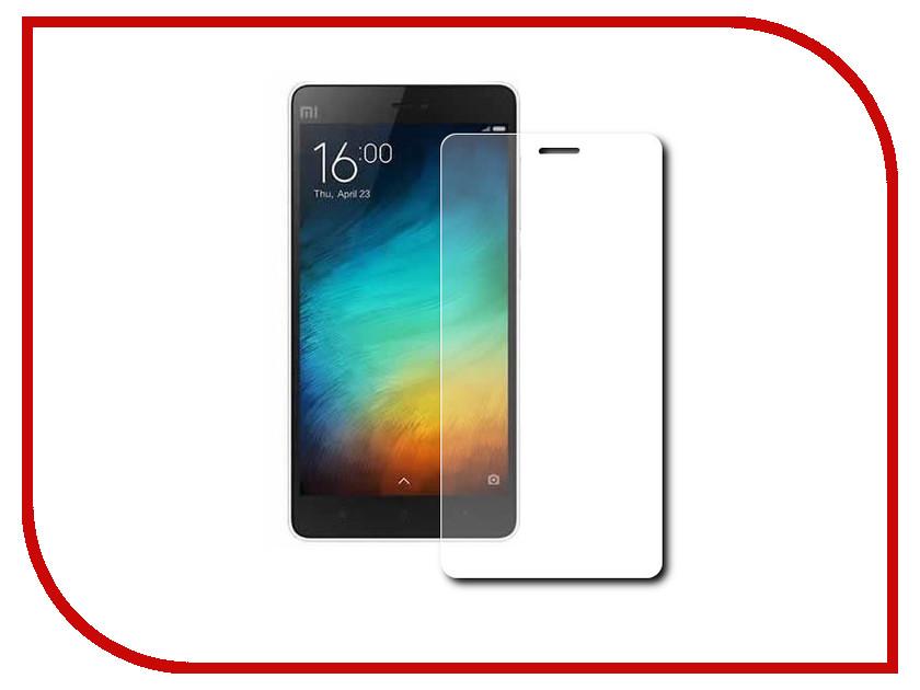 Аксессуар Защитная пленка Xiaomi Mi4c / Mi4i (5) Red Line матовая<br>