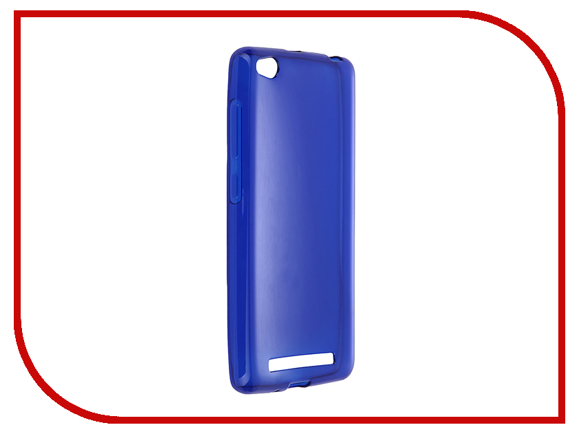 Аксессуар Чехол Xiaomi Redmi 3 / 3 Pro iBox Crystal Blue<br>