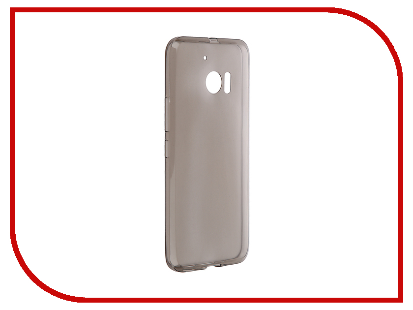 Аксессуар Чехол HTC One M10 / Lifestyle iBox Crystal Grey<br>