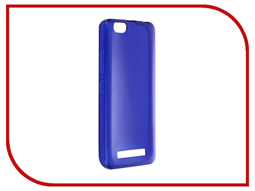 Аксессуар Чехол Lenovo Vibe C A2020 iBox Crystal Blue