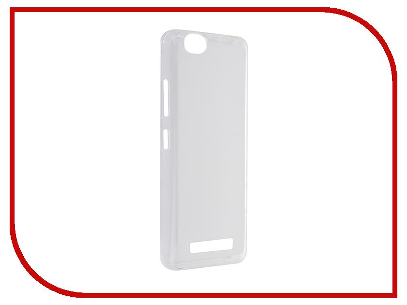 Аксессуар Чехол Lenovo Vibe C A2020 iBox Crystal Transparent