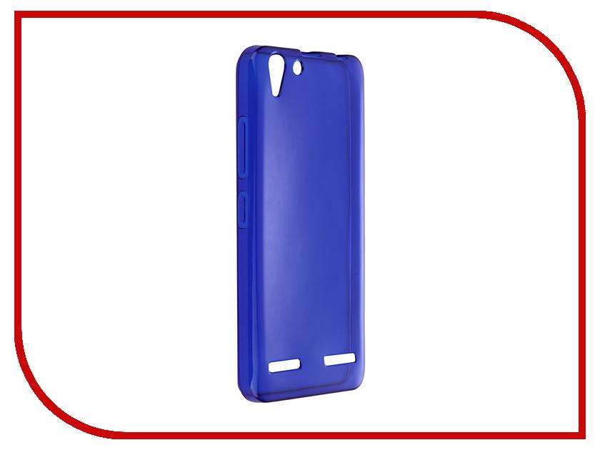 Аксессуар Чехол Lenovo Vibe K5 / K5 Pro A6020 iBox Crystal Blue