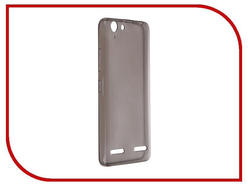 Аксессуар Чехол Lenovo Vibe K5 / K5 Pro A6020 iBox Crystal Grey<br>