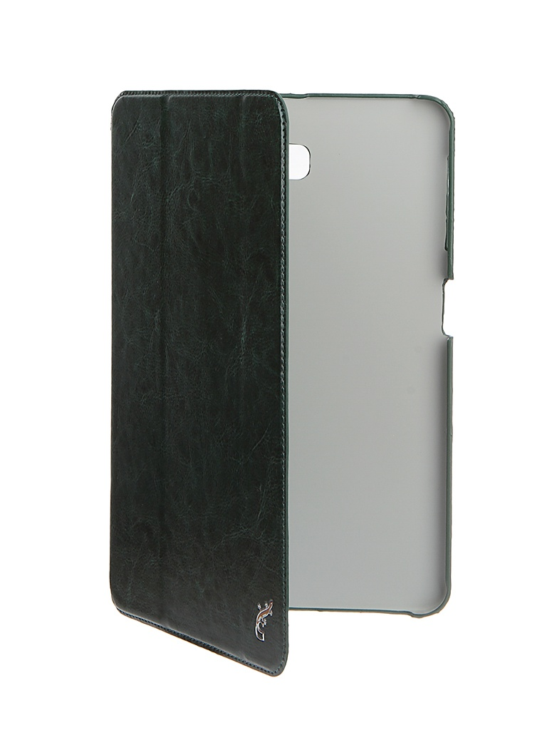 Аксессуар Чехол G-Case для Samsung Galaxy Tab A 10.1 Slim Premium Dark Green GG-732