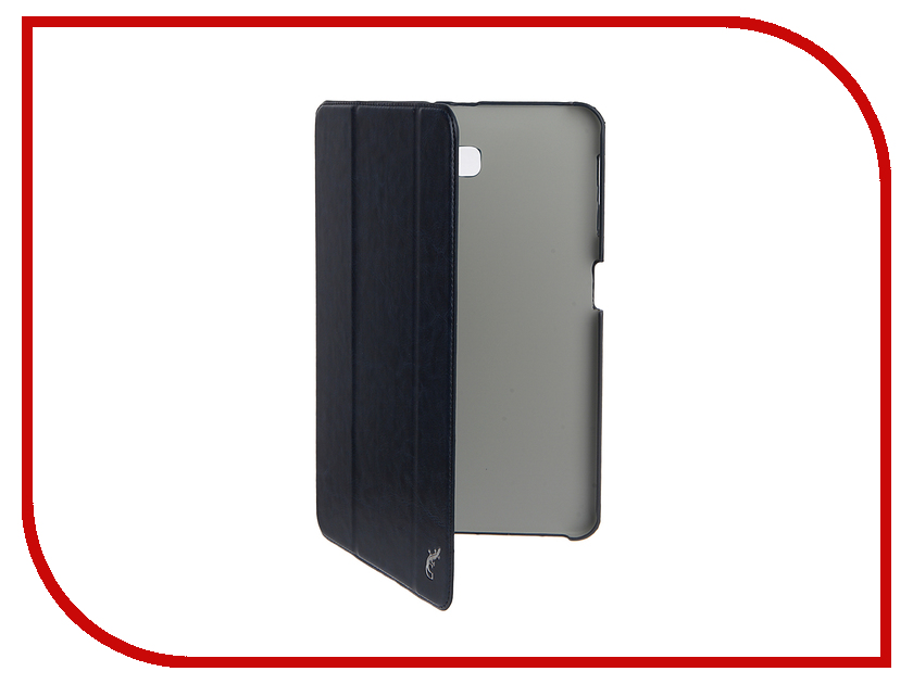 Аксессуар Чехол Samsung Galaxy Tab A 10.1 G-Case Slim Premium Dark Blue GG-731<br>