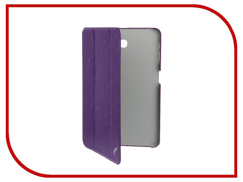 Аксессуар Чехол Samsung Galaxy Tab A 10.1 G-Case Slim Premium Violet GG-733 123 доставка