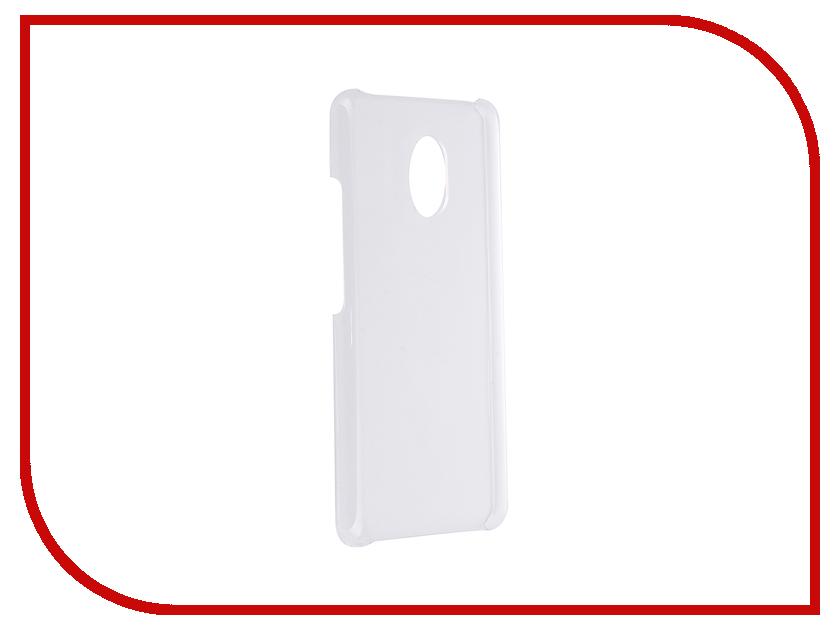 Аксессуар Чехол Meizu M3s mini TPU White MZU-874004Y0499<br>
