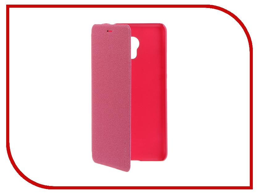 Аксессуар Чехол Meizu M3s mini Nillkin FlipCover Red NLK-874004Y0486