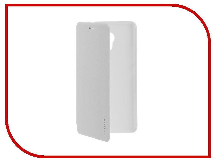 Аксессуар Чехол Meizu M3s Mini Nillkin FlipCover White NLK-874004Y0485<br>