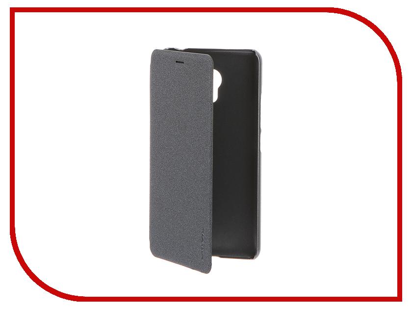Аксессуар Чехол Meizu M3s Mini Nillkin FlipCover Black NLK-874004Y0484<br>