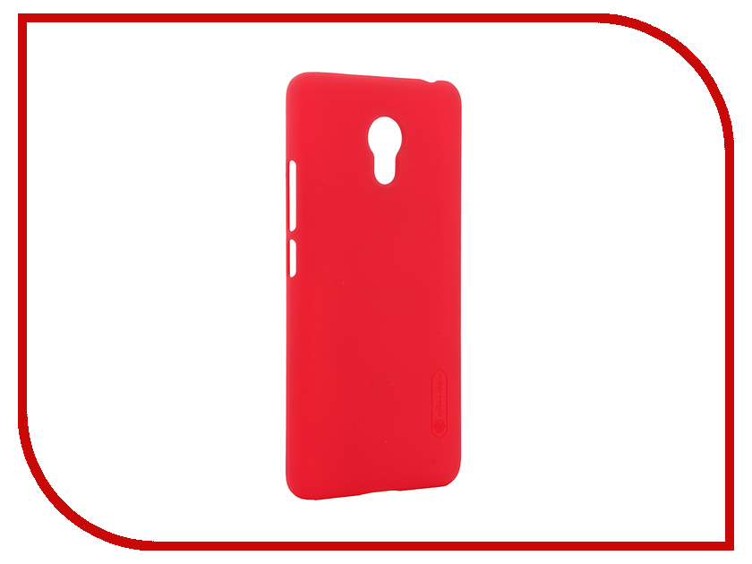 Аксессуар Чехол Meizu M3s Mini Nillkin BackCover Red NLK-874004Y0482<br>