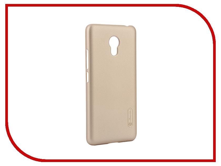 Аксессуар Чехол Meizu M3s Mini Nillkin BackCover Gold NLK-874004Y0483<br>