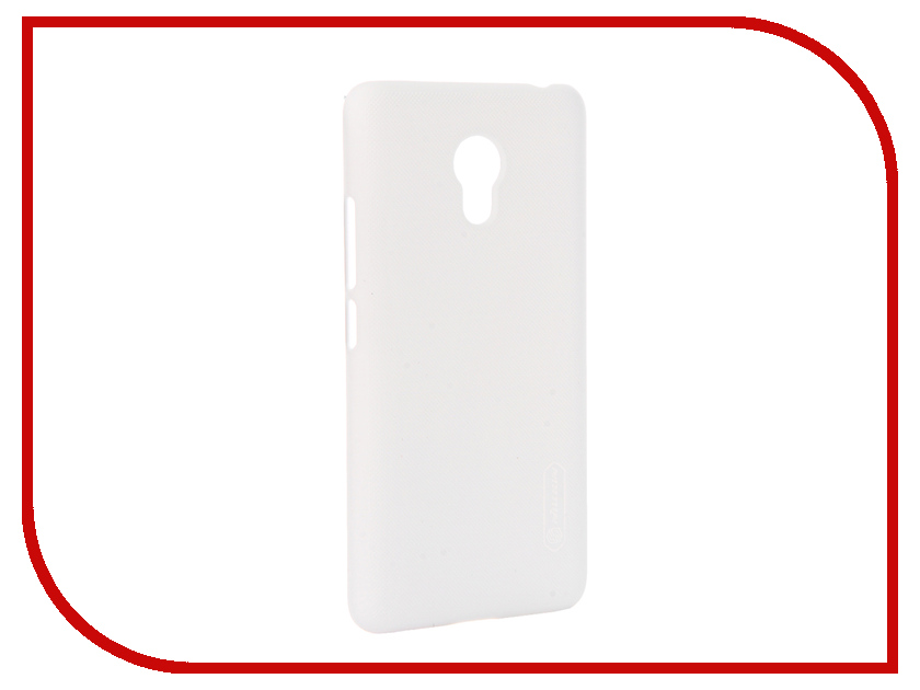 Аксессуар Чехол Meizu M3s mini Nillkin BackCover White NLK-874004Y0481<br>