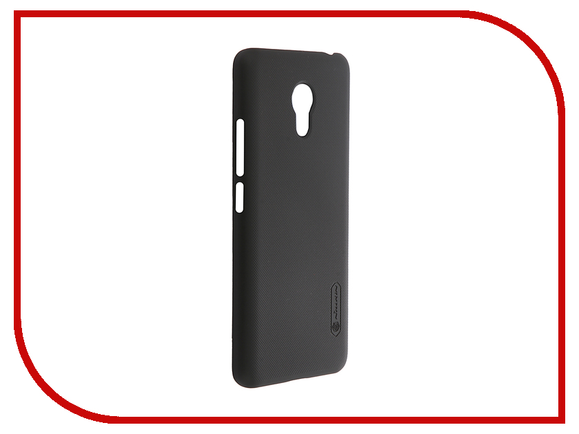 Аксессуар Чехол Meizu M3s Mini Nillkin BackCover Black NLK-874004Y0480<br>