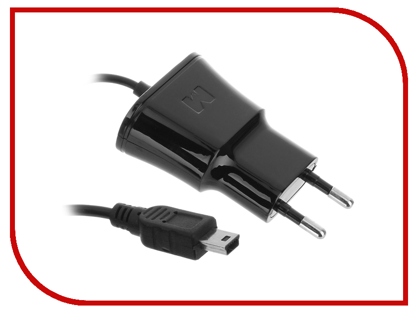 Зарядное устройство Maverick miniUSB Charger 1000mA 1120